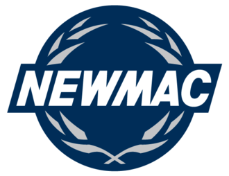 New England Women's and Men's Athletic Conference - Image: NEWMAC logo
