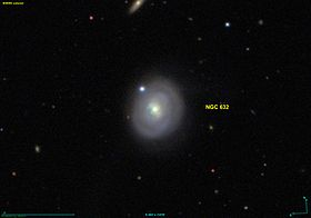 Image illustrative de l'article NGC 632