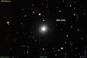 Image illustrative de l'article NGC 2344