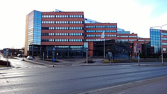 Tampere - Offices of Nokia Networks in Tampere