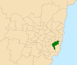 Electoral district of Heffron