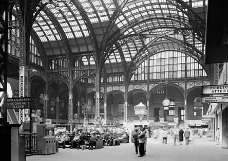 Outstanding Pennsylvania Station New York City  Wikipedia With Exquisite The Concourse With Cute Summary Of The Poem The Garden By Andrew Marvell Also Garden Nursery Names In Addition Garden Buildings Scotland And Bq Garden Vacs As Well As Garden Lounge Chairs Additionally Happy Garden Borough Green From Enwikipediaorg With   Exquisite Pennsylvania Station New York City  Wikipedia With Cute The Concourse And Outstanding Summary Of The Poem The Garden By Andrew Marvell Also Garden Nursery Names In Addition Garden Buildings Scotland From Enwikipediaorg