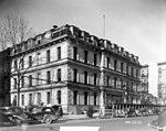 N 53 6262 Construction on Raleigh Post Office, Nov 29, 1937 (14887709752).jpg