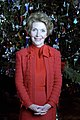 Nancy Reagan in Front of The White House Christmas Tree in The Blue Room C5427-21.jpg