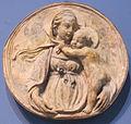 Nanni di bartolo (attr.), madonna col bambino, firenze, 1420 ca..JPG