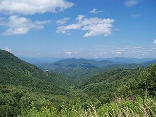 Nantahala, North Carolina Township in Macon County, North Carolina