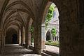 Narbonne-Abbaye de Fontfroide-Cloître TN-20140608.jpg