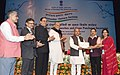Narendra Singh Tomar presented the certificates at the inauguration of the National Conference of Sarpanches and Gram Panchayat Secretaries, in New Delhi.jpg