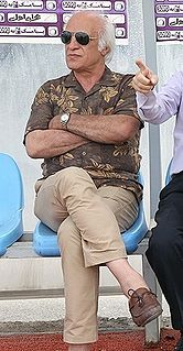 Nasrollah Abdollahi Iranian football coach and former player