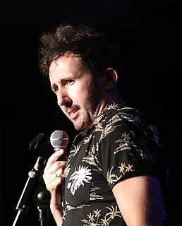 Nathan Cassidy British comedian and writer