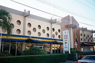 The Daily Nation (Barbados) - Image: Nation newspaper building, (Barbados)