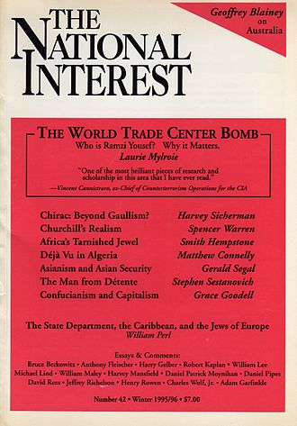 The National Interest - Winter 1995/96 cover