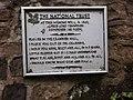 National Trust wishing well sign, Waggoners Wells, Grayshott.jpg