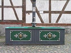 Brunnen in Naunstadt