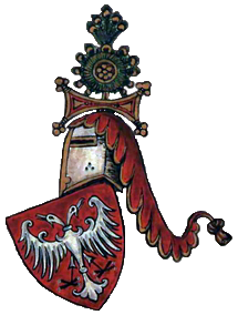Nemanjić dynasty coat of arms, Palavestra