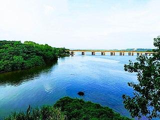 Netravati River River in Karnataka, India