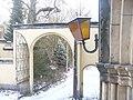 Neue Hakeburg - Torbogen (Arched Gateway) - geo.hlipp.de - 32115.jpg