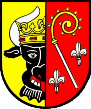 Neukloster - Image: Neukloster Wappen