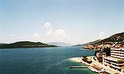 Herzegowinische Adria bei Neum