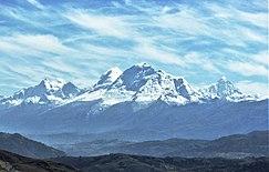 Cordillera Blanca - Wikipedia