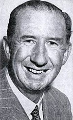 Shute, pictured in 1949