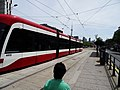 New Flexity LR vehicles at Spadina and College, 2016 07 21 (12).JPG - panoramio.jpg