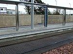 New tram line at Edinburgh Airport (geograph 3229263).jpg