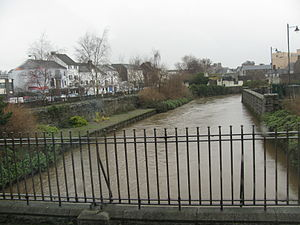 Newry River - Newry resp. Clanrye River in Newry