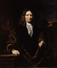 Portrait of a Man with a Landscape