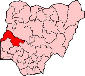 Cornelius Adebayo - Kwara State in Nigeria