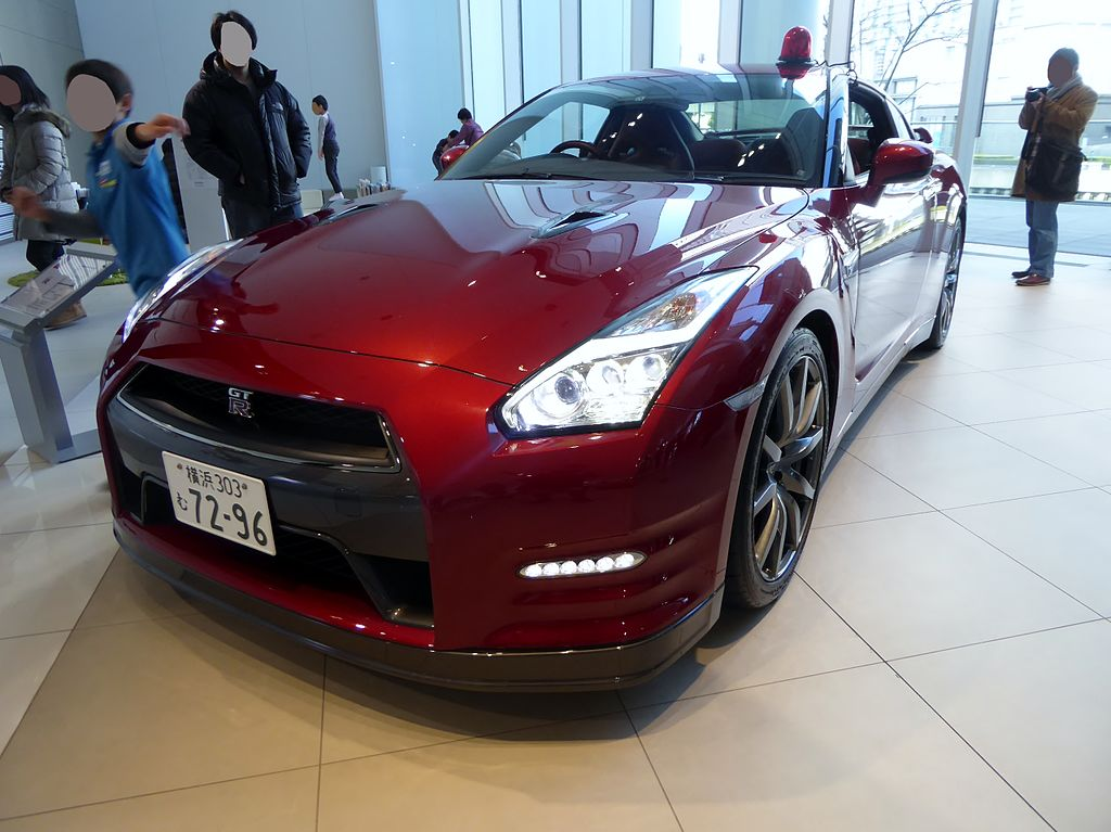 file nissan gt r premium edition my2014 ver saraba abunai. Black Bedroom Furniture Sets. Home Design Ideas