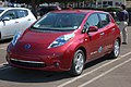 Nissan Leaf Drive Electric Tour Red 2010.jpg