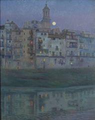 Nit de lluna a Girona