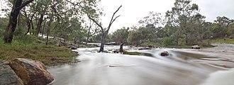 Gidgegannup, Western Australia - Noble Falls