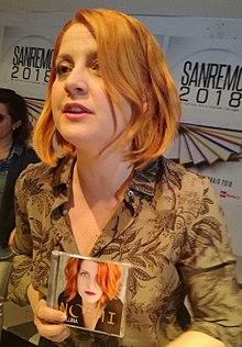 Noemi (cantante) - Wikipedia