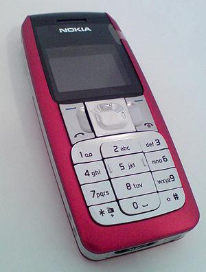 Nokia 2310 - Image: Nokia 2310 front