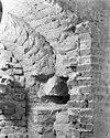 noord muur detail deur - ede - 20066815 - rce