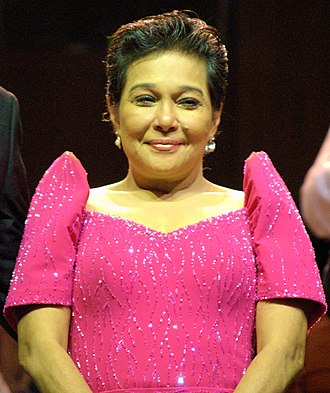 FAMAS Award for Best Actress - Superstar Nora Aunor, won five times in this category for her roles in Tatlong Taong Walang Diyos (1976), Ina Ka ng Anak Mo (1979), Bulaklak sa City Jail (1984), Bilangin ang Bituin sa Langit (1989), and Andrea, Paano Ba ang Maging Isang Ina? (1990). She is also the only actress to be nominated in the Best Actress Category for 15 consecutive times.