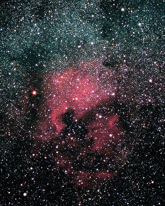 North America Nebula - Image: Nord america