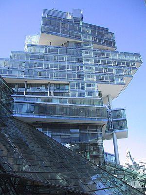 Behnisch Architekten - Norddeutsche Landesbank Friedrichswall, Hannover, 2002