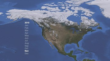 Archivo:North America Snow Cover 2009-2012.ogv