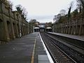 North Dulwich stn look south.JPG
