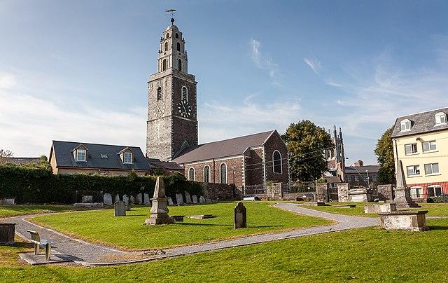 Church of St Anne Shandon