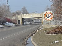 North toward merge of US-89 and SR-51, Feb 16.jpg
