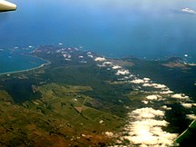 North Pasco Island--North west Flinders Island aerial