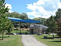 Northeast at the Spring Acres Park amphitheater in Springville, Utah, Aug 15.jpg