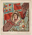 Norway, from the International Cards series (N238), issued by Kinney Bros. MET DPB875029.jpg