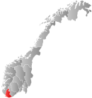 Norway Counties Vest-Agder Position.svg