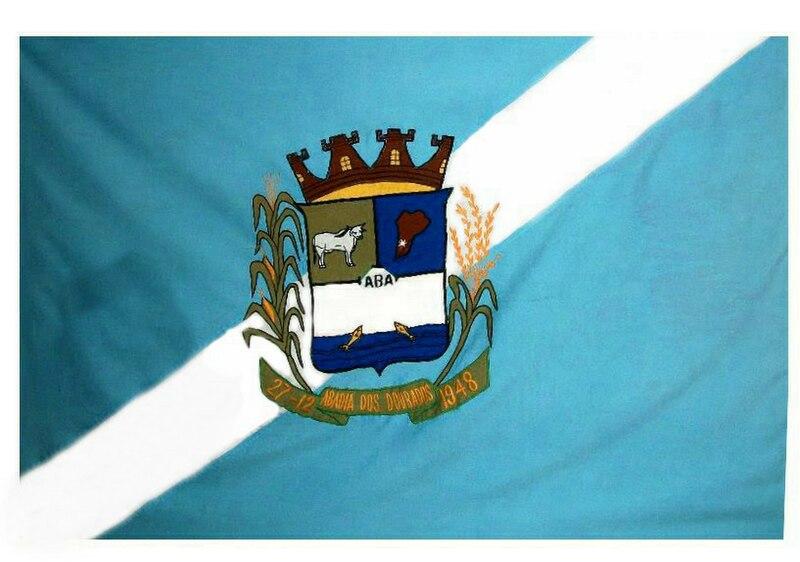 BANDEIRA OFICIAL MUNICÍPIO