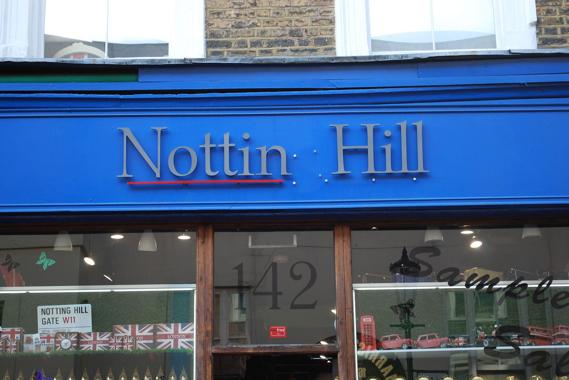 Notting hill pel cula wikipedia la enciclopedia libre for Notting hill ver online